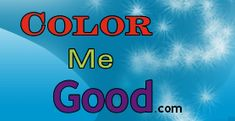 Free Coloring Pages at Color Me Good. No, this isn't some 90's band...it's thousands of coloring pages for kids!