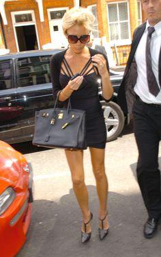 Victoria Beckham, June 2007  Cheap Handbags, Hermes Handbags, Cheap Hermes Birkin, Kelly, Lindy Handbags    http://www.topbagsuk.com/