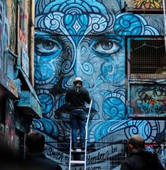 RONE at work in Melbourne (LP)
