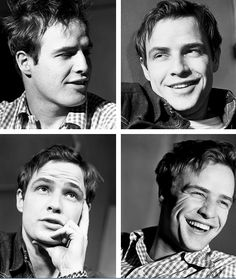 Marlon Brando--the most beautiful man who has ever lived