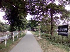 Parjatan Area,Rajshahi