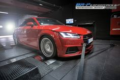 Optimisation moteur Audi TT 8S 2.0 TSI 230hp @ 314hp  https://www.instagram.com/p/BC0ZLn7Ngsg/?taken-by=br_performance