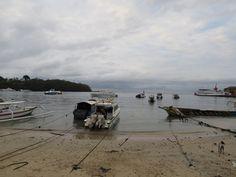 The Main Beach - Padang Bai Bali