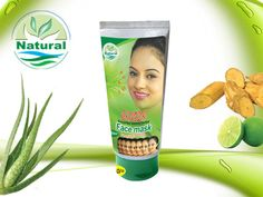 5 Sold! More Available!!Sanoda Komarika Venivel Herbal Face Mask 55ml Pure Newly Smooth Rediant Skin
