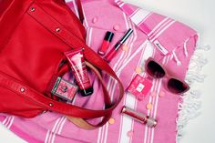 Crazy Chic Blog - 19 August 2013 - Your Ultimate Handbag Essentials. Featuring Ottoloom St Barts in Raspberry St Barts, August 2013, Hermes Birkin, Raspberry, Essentials, Chic, Blog, Fashion, Shabby Chic