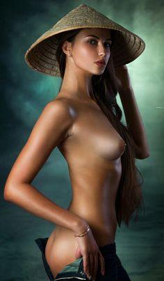 Free asian naked public photos