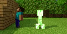 Minecraft - No (Gif)