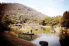 栗林公園©摂理のア・ラ・カルト