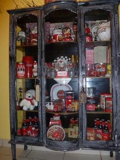 my coca cola collection @ home