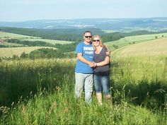 Our dream to buy land like this in the Czech Republic and build a house there