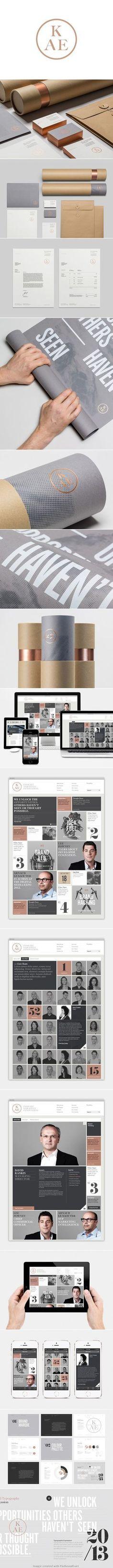 KAE | Socio Design | #stationary #corporate #design #corporatedesign #identity #branding #marketing < repinned by www.BlickeDeeler.de | Visit our website: www.blickedeeler.de/leistungen/corporate-design