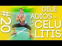 Desaparece La Celulitis De Tus Piernas Con La Rutina #20 del Reto Quemando Y Gozando - YouTube