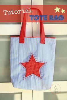 Tutorial Tote Bag