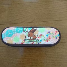 Pokemon Center Eevee Evoli Glasses case.With tracking number From japan- #PokemonCenter