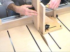 Super Sled - Crosscut and Miter Sled