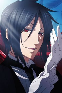 Day 3, favorite male anime character ever: I'll just go with Sebastian mainly because he's just flawless in general, though I have so many conflicting thoughts over which character >