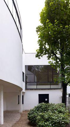 Le Corbusier, Cemal Emden · Maisons La Roche-Jeanneret