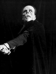 Lon Chaney as The Phantom of the Opera