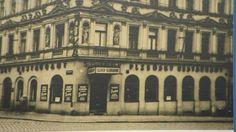 Byvala pivnice u Sojku (dnes CSOB)
