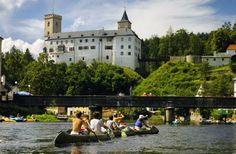 Rožmberk Castle - Rožmberk: a Romanesque residence with art masterpieces Romanesque, Tour Guide, Czech Republic, Castles, Tours, Mansions, Country, House Styles, World
