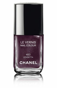 Vendetta by Chanel.  I had happened to have been in Austria, Vienna when it first came out.  Love it!  And Chanel nail polish last forever!!