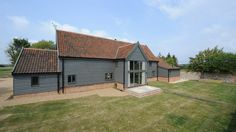 Sheppard's Barn | Robert Norman Construction Barn Conversion Interiors, York Stone, Property Design, Front Elevation, New Builds, Cladding, Contemporary Style, Norman, Beautiful Homes