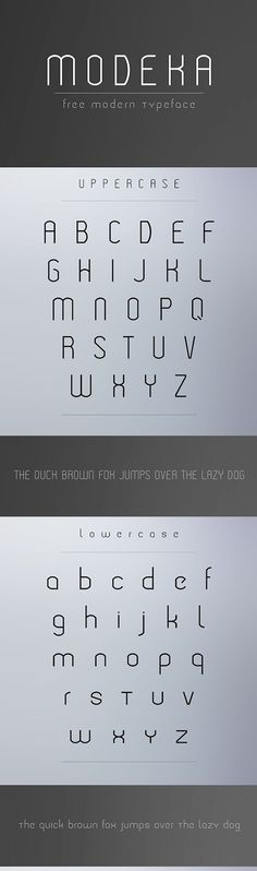Fresh Free Fonts – September 2014 Edition
