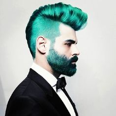 Then again, you could go the pro route and get something like this.   23 Bold Beards That Will Sexually Awaken You
