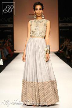 Payal Singhal at Lakme Fashion Week 2013