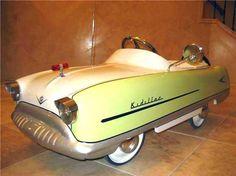 1959 Garton Deluxe Kidillac Pedal Car