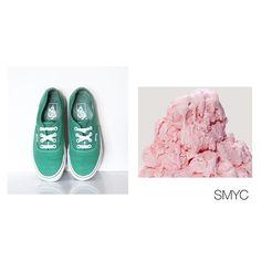 shareyourcloset:  Vans ice cream!   www.showmeyourcloset.com #smyc #showmeyourcloset #consignmentstoremadrid #consignmentstore #vans #secondhand #segundano #shopping #secondhandshoes #prelovedshoes #prelovedfashion #secondhandfashion #secondhandshopping #skate
