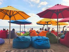 Love this colorful daydream  - #bali #balilove #travelling #traveler #asia #southeastasia #seminyak #beach #balifood #tasty #bintang #beer #love #beautiful #girlstrip #sunset #balisunset #beachside #once #dreamcatcher #achiever #canvas #meditate #poolside #nature #iamstrong #innerpeace #yolo #retreat #highvibes