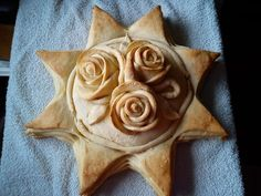 Sun bread for winter solstice. Bake your own sun on the shortest day of the year.