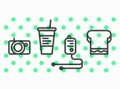 Pictograms #1 on Behance
