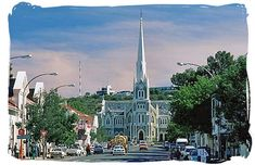 Main Street, Graaf-Reinet, Eastern Cape province, South Africa photo MY FAVE! South Africa Tours, Africa People, Pretoria, Nature Reserve, Main Street, Live, Old Town, Great Places, Adventure Travel