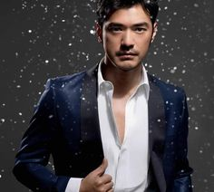 Takeshi Kaneshiro is frighteningly good looking. Totally. Worth. It.