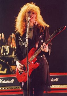 Nancy Wilson, 1987