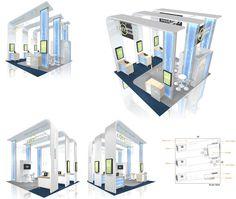 Exhibition Booth Design, Exhibition Stands, Exhibit Design, Retail Store Design, Floor Plans, Style Inspiration, Display, Space, Exhibitions