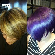 Hair by Mililani Sabas #studiobesalon