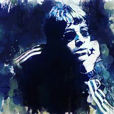 Gene Gallagher, Lennon Gallagher, Liam Gallagher Oasis, Drip Art, Beady Eye, Music Pics, Film, Manchester, Mood