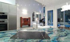 Glass Countertop Ideas on http://www.trendsi.com