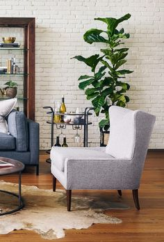 Four Hands Kensington Marlow Wing Chair Living Rooms, Living Spaces, Wing Chair, Marlow, Wingback Chair, Family Room, Accent Chairs, Your Style, Hands