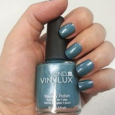 Campagna di lancio:CND Vinylux, weekly polish