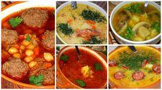 5 káprázatos és könnyen elkészíthető leves, nekünk a sajtkrémes és a húsgombóc lett a kedvencünk!