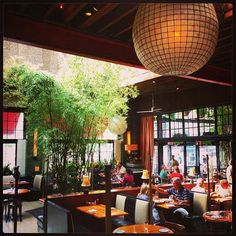 The Park Restaurant and Lounge (with outdoor seating). 118 10th Ave (btwn 17th & 18th St), New York, NY 10011