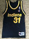 http://sprtz.us/PacersEBay For Sale - Vintage 90's Reggie Miller #31 Indiana Pacers Champion Jersey NBA Youth Small