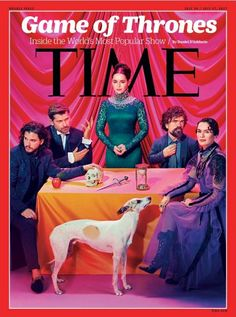 Excitement and anticipation continue to build up as we move closer to the July 16 Game of Thrones Season 7 premiere on HBO. TIME Magazine has added to the hype by featuring the cast members on the cover of their latest issue, which will hit newsstands on Friday, June 30. On the cover, gathered around …