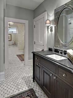 Bathroom Paint Tile Design, Pictures, Remodel, Decor and Ideas - page 10