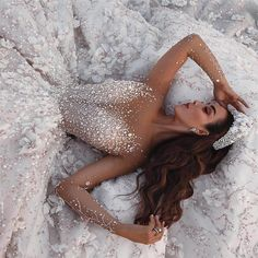 Sheer Wedding Dress, Top Wedding Dresses, Wedding Dress Trends, Bridal Dresses, Gown Wedding, Lace Wedding, Luxury Wedding, Trendy Wedding, Floral Wedding