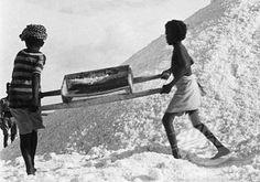 Hafun Salt mining, Somalia